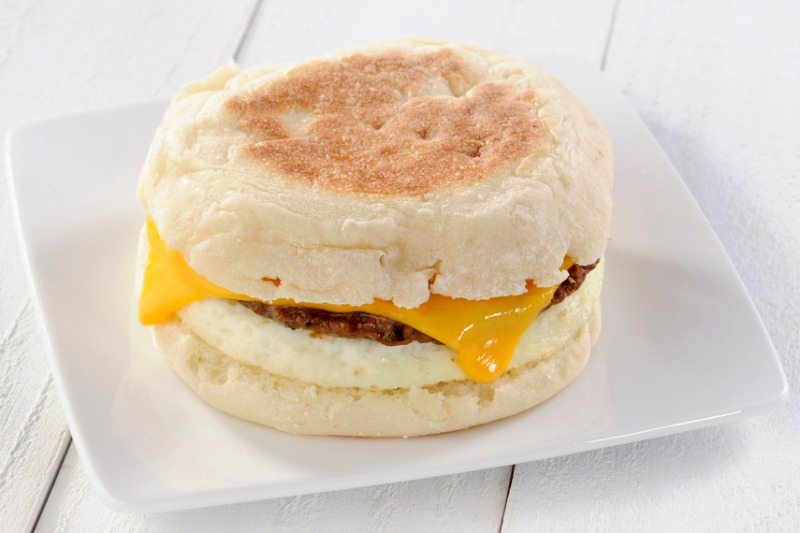 Breakfast Sandwich Image