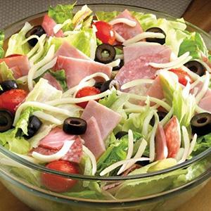 Tuesday: Chicken Caesar Salad Image