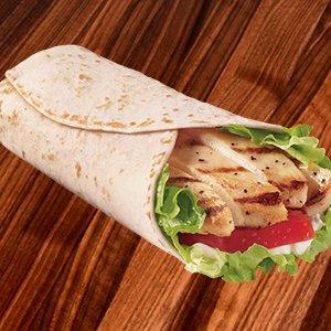 Tuna Wrap Image