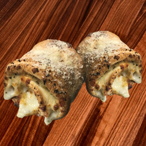 Thursday: Stuffed Puffs Special Image
