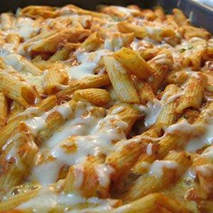 Friday: Baked Mostaccioli Image