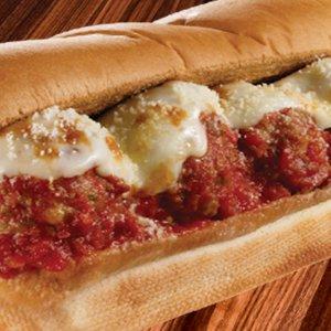 Meatball Sandwich Image