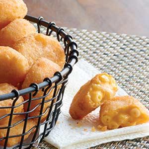 Mac 'n Cheese Bites Image