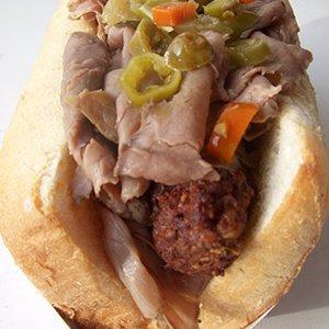Super Italian Combo Sandwich Image