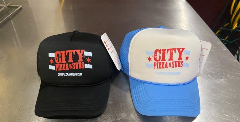 City Trucker Hat Image
