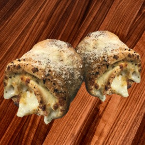 Philly Cheese Stuffed Puffs Image