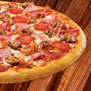 "14"" Take 'n Bake Pizza"