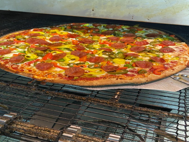 "Specialty Pizza - 20"" THIN Crust"