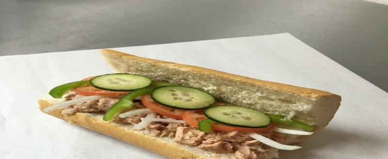 Tuna Sandwich Combo
