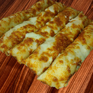 Cheesy Bread Image