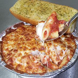Baked Mostaccioli Image