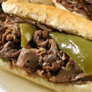 Italian Beef Sandwich Image
