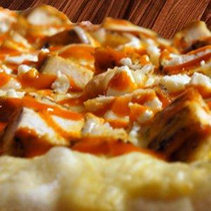 Buffalo Chicken Pie Image