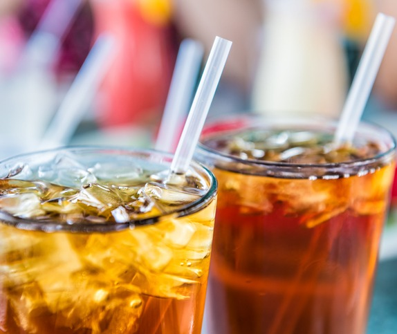 Soft Drinks & Tea Image