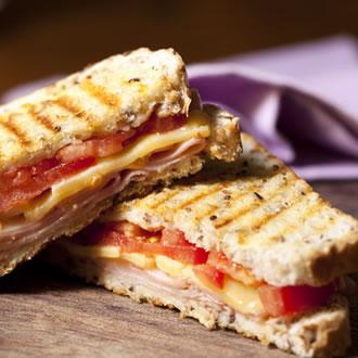 Ham & Cheese Image