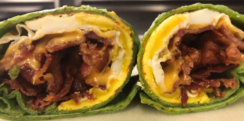 Breakfast Wraps Image