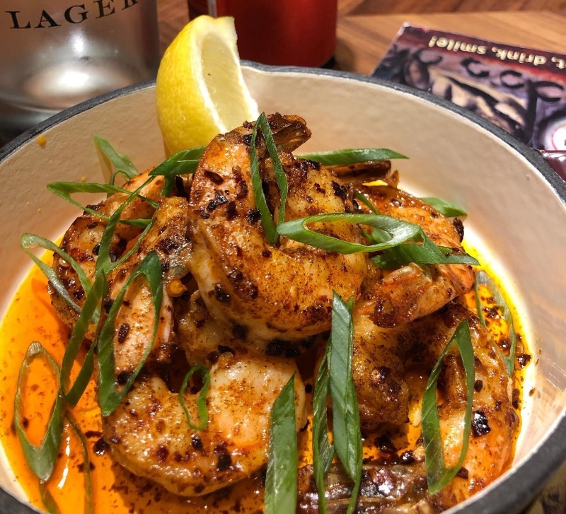 Gambas al Ajilo / Garlic Shrimp