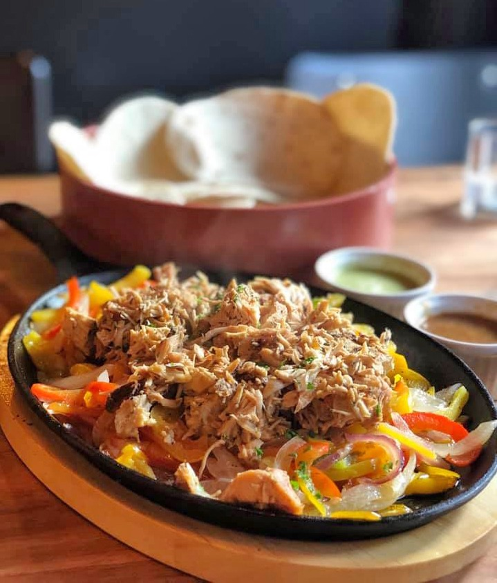 Chicken Fajitas Image