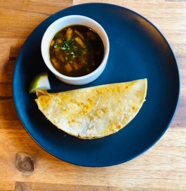Taco Dorado De Birria