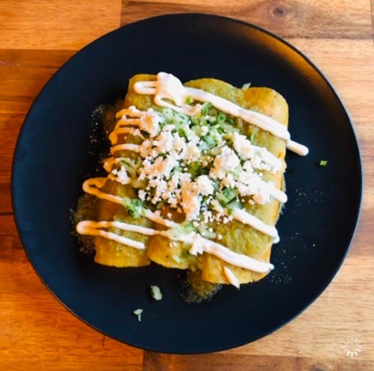 Enchiladas Verde Image