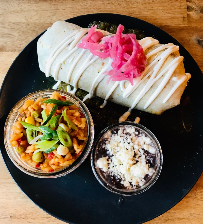 Burrito Your choice Chicken, Beef, or Pork Image