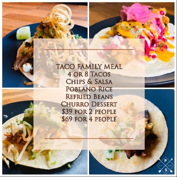 Taco Sharing Meal for 2 Image