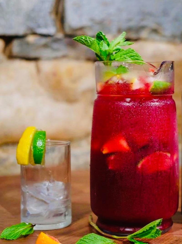 Boca Red Sangria Jug ADD OWN ALCOHOL Image