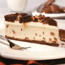 Gluten Free Turtle Cheesecake Image