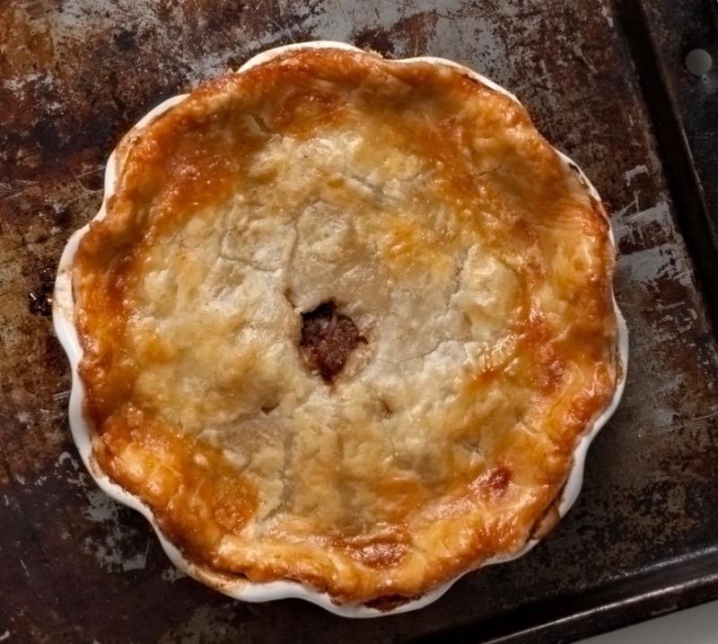 Slow Roasted Rabbit Pie Image