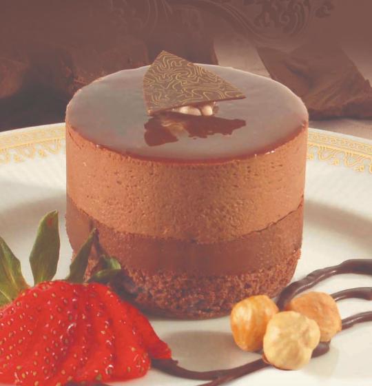 Chocolate Truffle Mousse Image