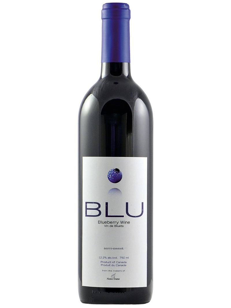 Notre Dame Blueberry Wine Image