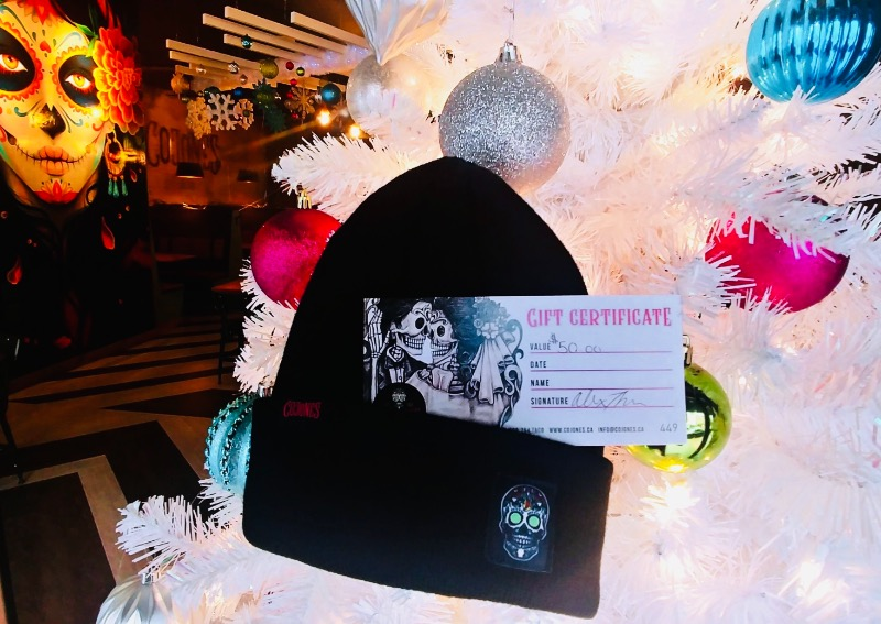 $50 Gift Card with Free Hat