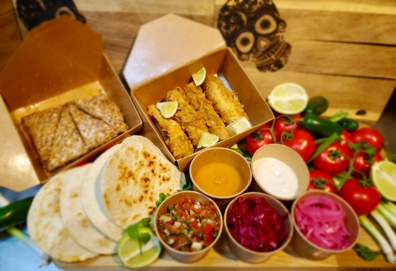 DIY Taco Kit for 4