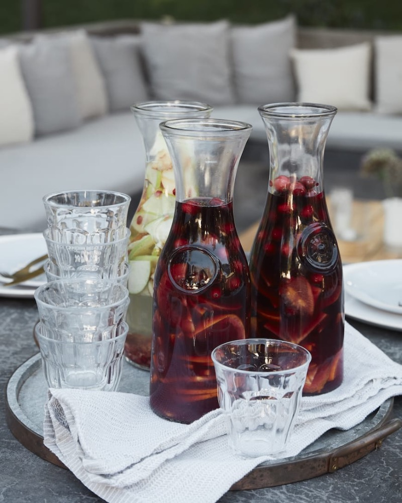 2 Jugs of Sangria WITH ALCOHOL!