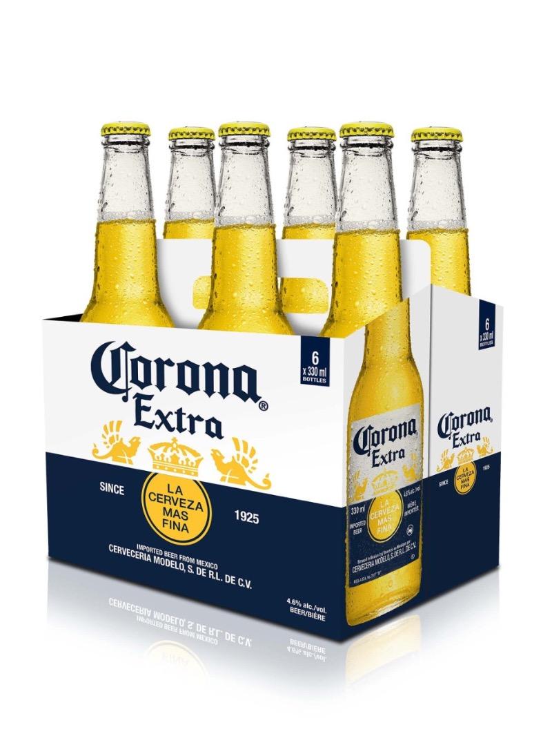6 Pack of Corona Image