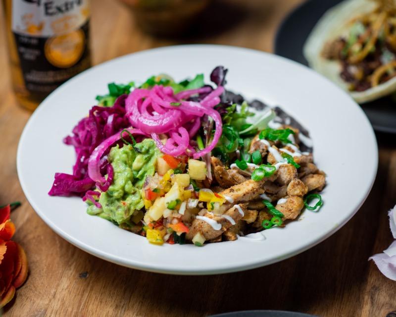 Chicken Burrito Bowl Image
