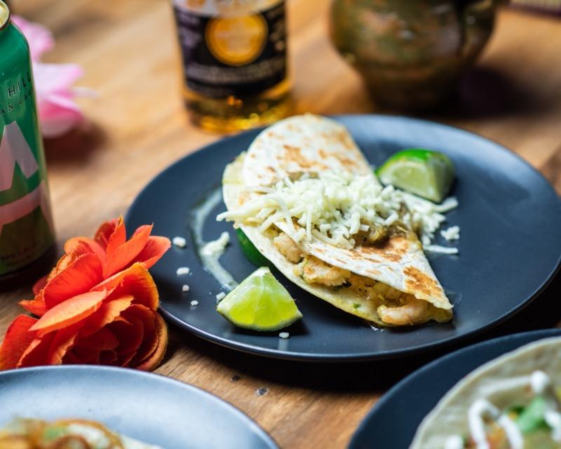 Shrimp Quesadilla Image