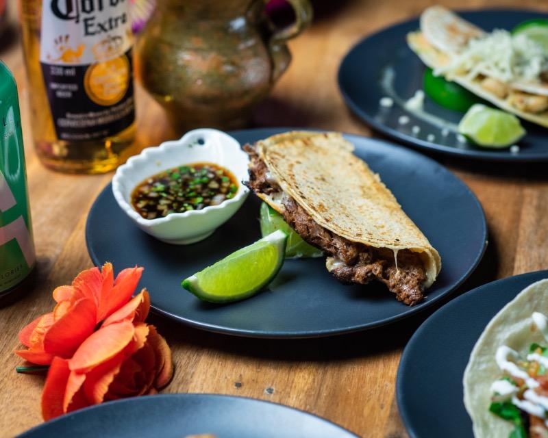 Taco Dorado De Birria Image