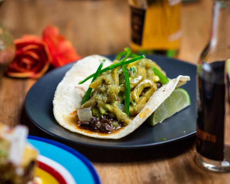 BBG Vegan Taco Image