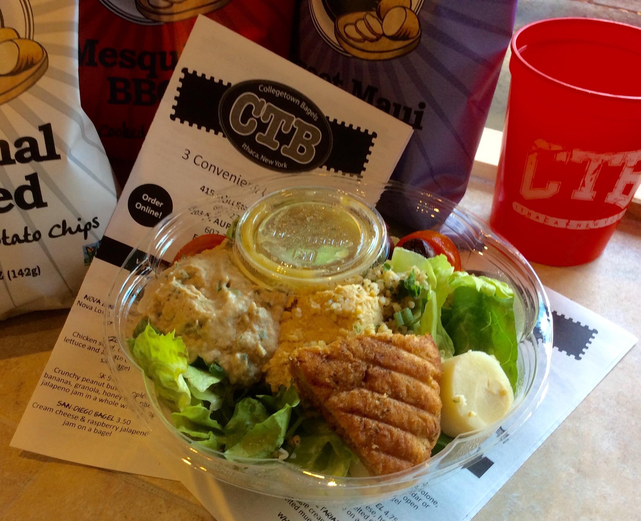 Middle Eastern Salad Image