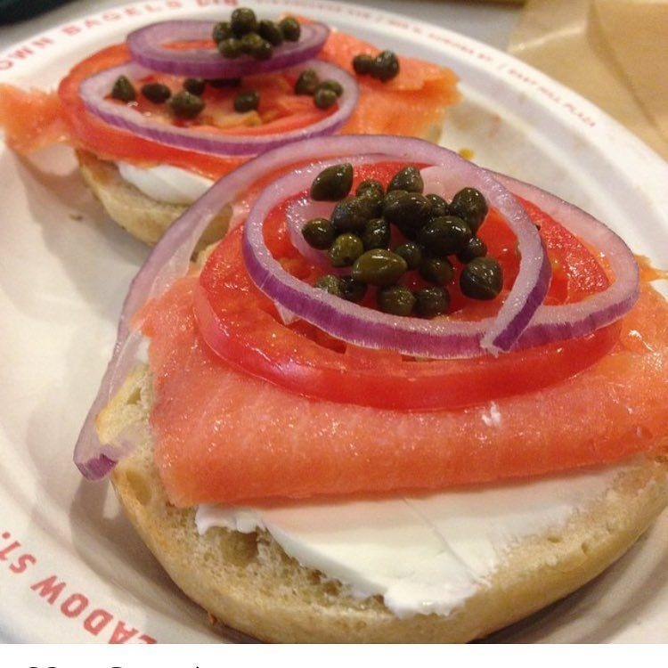 Nova Lox & Cream Cheese Image