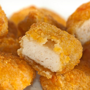 Chicken BITES (nuggets) w/ Choice Side/Snack Image