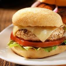 TURKEY Burger w/ Choice Side/Snack Image