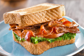 BLT Sandwich w/ Choice Side/Snack Image