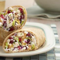 Homemade Chicken Salad Sandwich w/ Choice Side/Snack Image