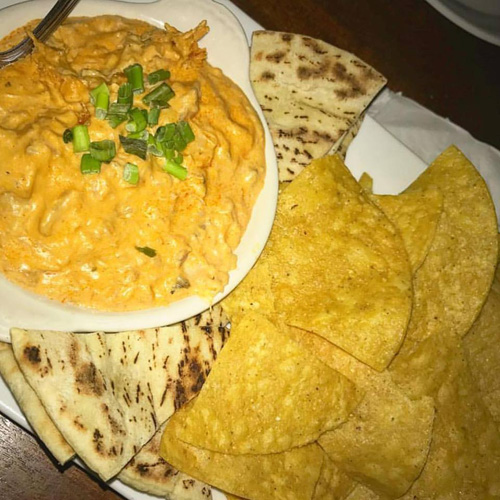 Buffalo Chicken Dip Image