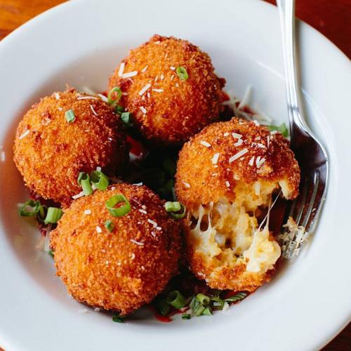 Mac & Cheese Balls Image