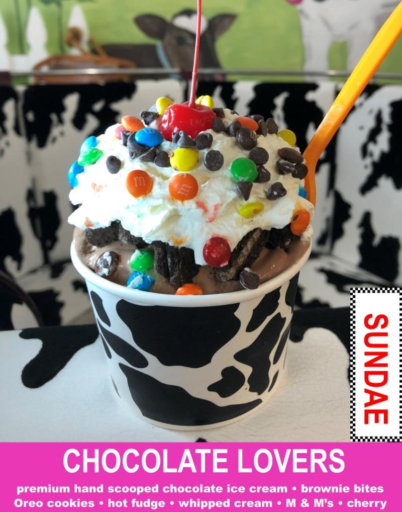 Chocolate Lovers Sundae Image