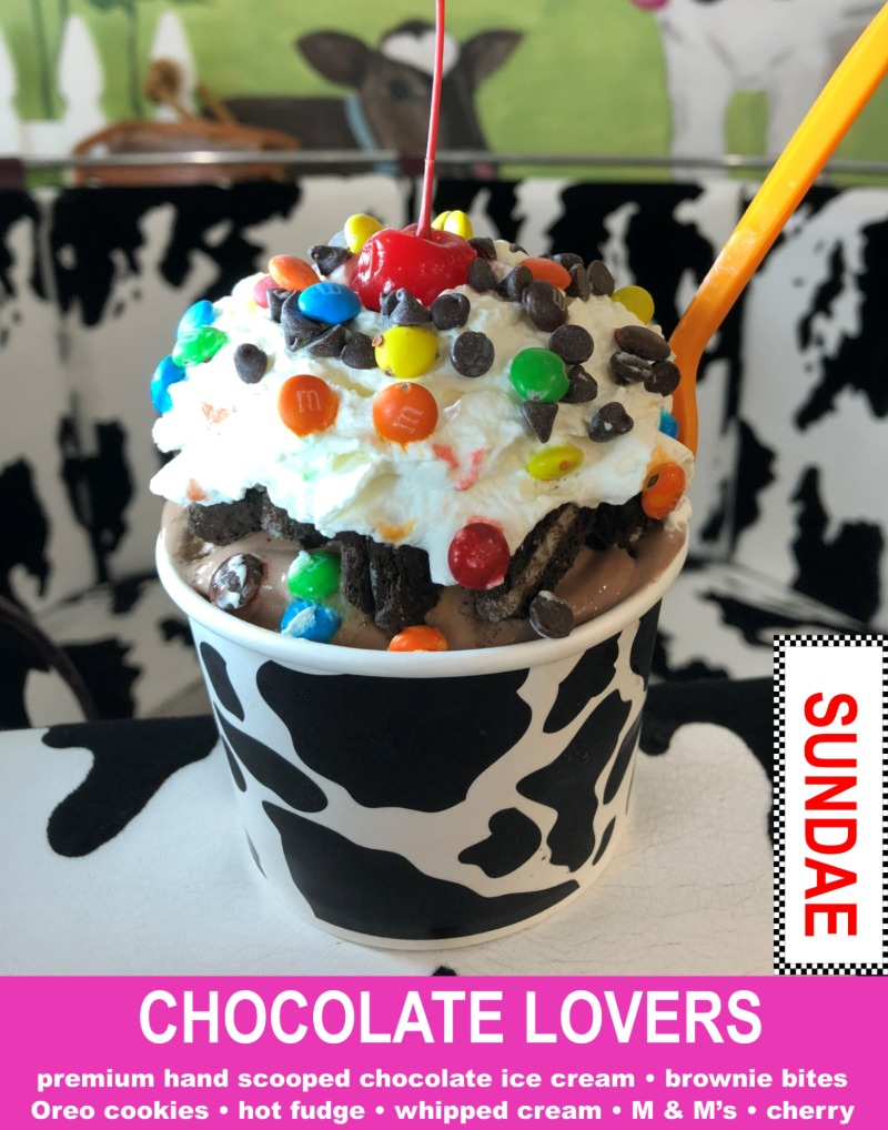 Chocolate Lovers Sundae Image