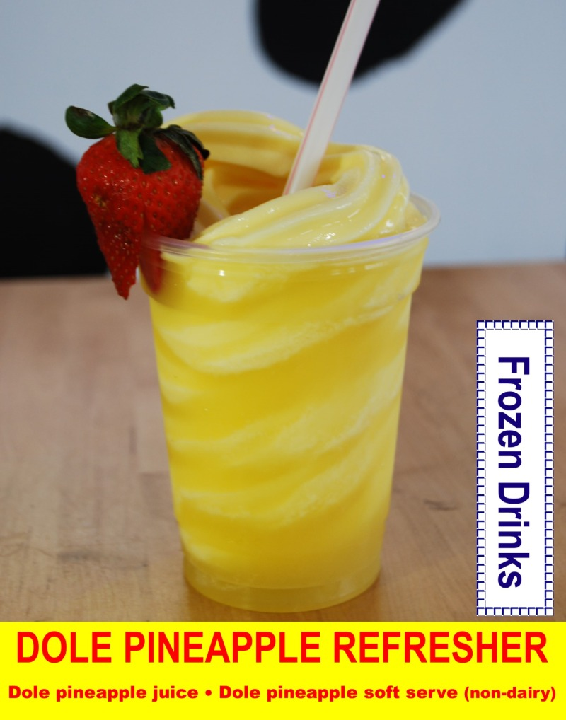 Dole Pineapple Whip